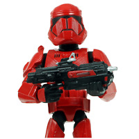 Star Wars Toybox Red Sith Trooper Action Figure Boxed Disney Store Collectible