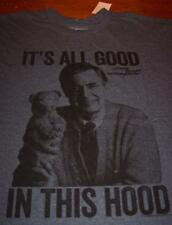 MISTER ROGERS NEIGHBORHOOD All Good in this Hood T-Shirt XL NEW w/ TAGS Mr.