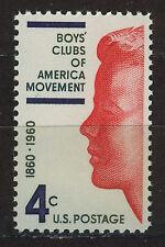 ESTADOS UNIDOS/USA 1960 MNH SC.1163 Boys Club of America