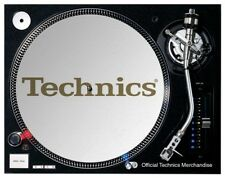 DMC TECHNICS Classic Gold Logo (1 x pair) OFFICIAL MERCHANDISE