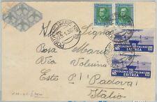 72006 - AOI  ERITREA  - Storia Postale: BUSTA - POSTA MILITARE 15 - 1936