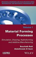 Material Formatting Process : Simulation, Drawing, Hydroforming and Additive...