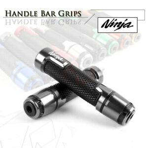 7/8'' Handlebar End Plug Hand Grips Handle Bar for KAWASAKI NINJA 650 ER6N ER6F