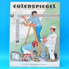 Eulenspiegel 40/1986 | DDR-Wochenzeitung für Satire und Humor | Geburtstag A