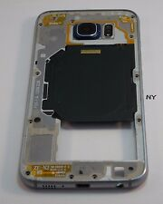 Mid Frame Lens Loud Speaker Samsung Galaxy S6 SM-S906L TracFone Original #574