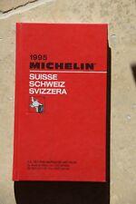 Guide Michelin SUISSE 1995