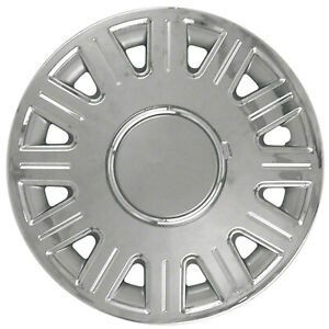 """New Set of 4 16"""" Universal Hubcaps For Ford Crown Victoria Grand Marquis"""