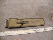 US WW2  Belt Cleaning Rod Pouch CASE, CLEANING ROD M1 C6573 Dated 1944