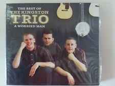 The Best Of The Kingston Trio A Worried Man (CD, 2010) Sealed 24 Tracks