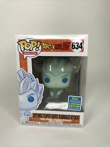Funko POP #634 Dragonball Z Gotenks Super Ghost Kamikaze Attack Exclusive New