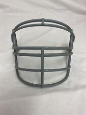Schutt Titanium Super Pro Rjop-Ti Adult Football Face Mask In Light Gray.