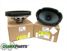 05-10 Chevrolet Cobalt Pontiac G5 Right & Left Sound System Audio Speaker OE NEW