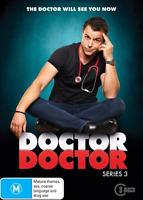 Doctor Doctor Series : SEASON 3 : NEW DVD