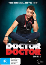 Doctor Doctor Series : SEASON 3 : NEW DVD