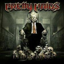 PRETTY MAIDS - KINGMAKER (LIMITED .BOXSET)   CD NEU