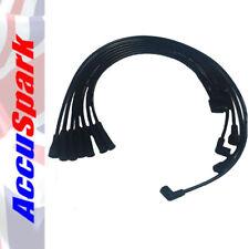 Original AccuSpark 8mm Negro Silicona Alto Rendimiento Cables HT, ford v6