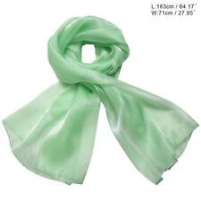 Bufandas y pañuelos de mujer sin marca color principal verde