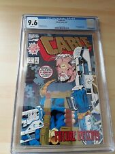 Cable #1 Marvel Comics 5/93 CGC 9.6 White Pages, Never Read