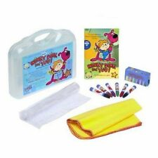 WINKY DINK & YOU - DVD with Magic Kit (Screen, Crayons, Eraser Cloth) - NEW
