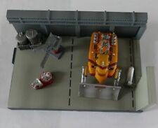 Konami Thunderbirds POD Vehicle diorama VOL1 #4 JET-AIR TRANSPOTER & FIREFLY NEW