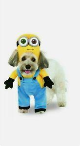 Minion Bob Pet Costume XS