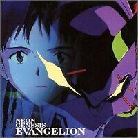 USED CD NEON GENESIS EVANGELION