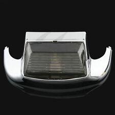 Front Fender Tip Light Smoke Lens for Harley FLSTC Heritage Softail Classic