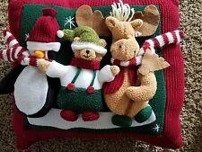 Decorative, Holiday Pillow