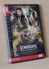 FORBIDDEN WARRIOR - exa cinema dvd, 90', 2005, italiano - inglese