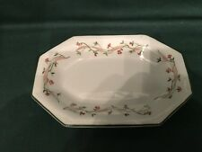 Johnson Brothers ETERNAL BEAU Small Oval Serving plate Excellent