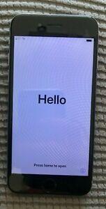 Apple iPhone 6 - 128GB - Silver (Verizon) A1549 (CDMA + GSM)