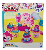 Hasbro Play-Doh Knetset mit Zubehör My Little Pony Cupcake-Party Pinkie Pie NEU