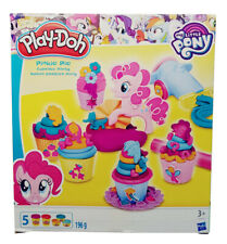 Hasbro Play-Doh Knetset mit Zubehör My Little Pony Cupcake-Party Pinkie Pie NEU