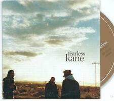 KANE Fearless 2 track CARDslv CD SINGLE