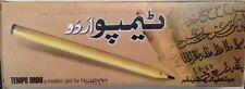 4 X PIANO TEMPO ITALIC ARABIC PERSIAN CHISEL NIB CALLIGRAPHY MARKER PEN-BLUE INK