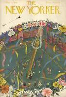 1941 New Yorker May 3 - May Day and the Maypole