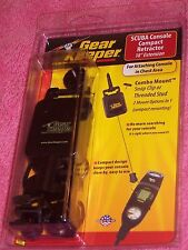 Gear Keeper Small SCUBA Combo Mount for Console RT4-5973