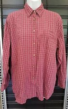 BKLE The Buckle Womens Size S Small Purple Pink Plaid Button Shirt Long Sleeve