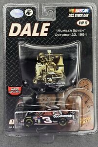 """WINNER'S CIRCLE DALE EARNHARDT #3 CONTINUE THE LEGEND """"NUMBER SEVEN"""" 10/23/1994"""