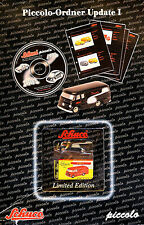 Piccolo Folder Update 1 with Collecting Folder with CD + Mercedes 1:90 schuco
