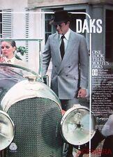 1979 Simpson 'DAKS' Men's Clothing Advert #2 - Original Fashion Print AD