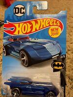Hot Wheels TV Series Batmobile 1:64 Diecast Batman 17/250 New 2019 DC