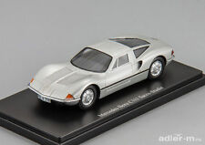 1:43 AUTOCULT  Mercedes-Benz C111 Sacco  Germany  SILVER  1969