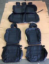 Katzkin Leather Cover Seat - 08 Honda Civic DX/LX