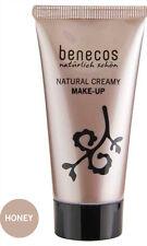 BENECOS Natural Creamy Make-Up honey 30ml VEGAN + NATURKOSMETIK + BDIH