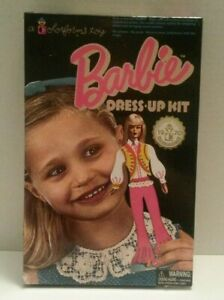 BARBIE DRESS UP KIT 1970 Colorform Classics Official Reproduction SEALED NEW