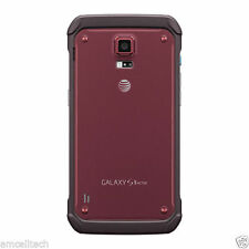 Samsung Galaxy S5 Active SM-G870A 16GB Ruby Red (Unlocked/GSM Only) Excellent