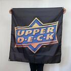 Upper Deck Poster Logo Banner Basketball Ice Hockey Sport Tapestry Flag 4x4 ft