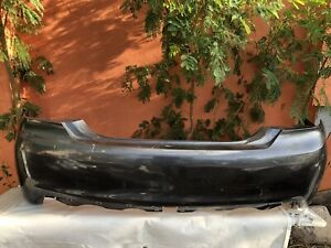 2011-2012 Toyota Avalon Rear Bumper