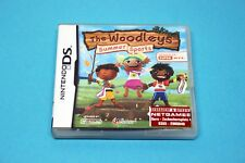 Nintendo DS Spiel - The Woodleys: Summer Sports - in Hülle OVP